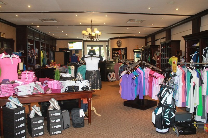 Golf days corporate clothing and events